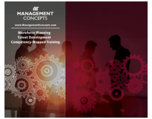 Management Concepts Event Booth Display